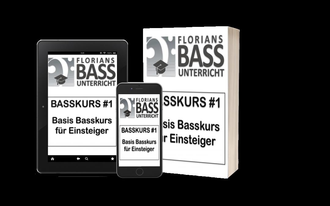 Basskurs #1 (Basis-Basskurs für Einsteiger)
