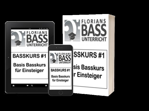 Basskurs #1 (Basis-Basskurs für Einsteiger) course image