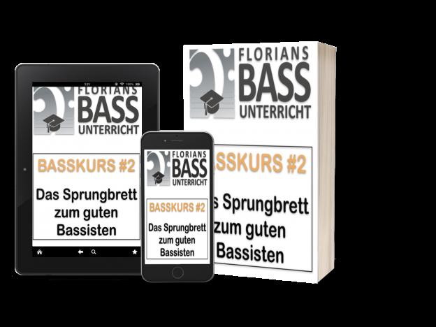 Basskurs #2 (Das Sprungbrett zum guten Bassisten) course image