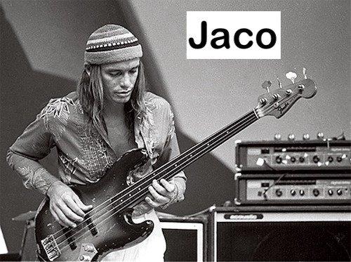Spielen wie Jaco Pastorius course image