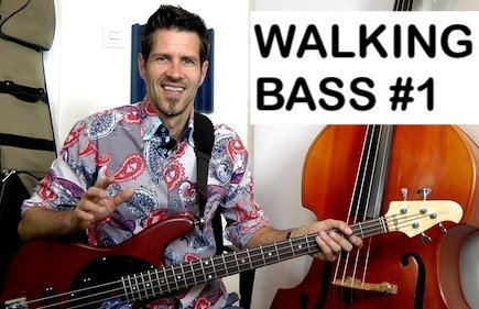 Walking Bass #1