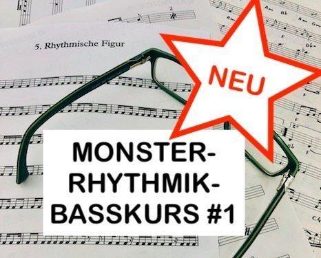 Notenlesen Für Einsteiger #2 (Der Monster-Rhythmik-Kurs) course image