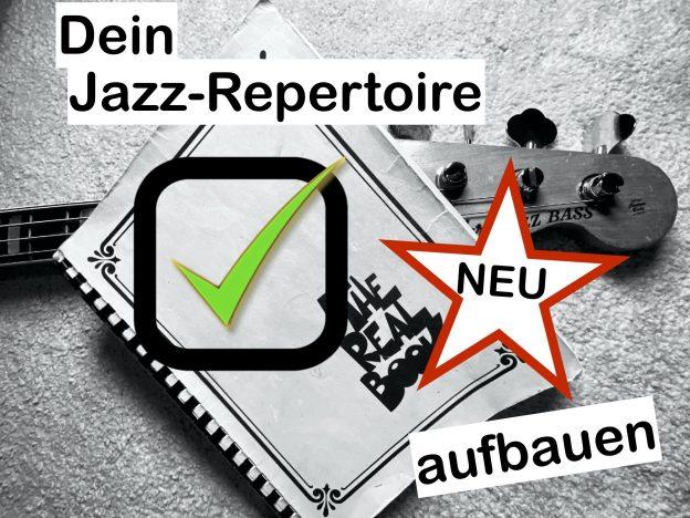 Dein Jazz-Repertoire aufbauen course image