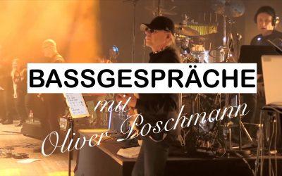 Bassgespräch mit Oliver Poschmann
