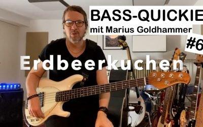 Bass-Quickie #6 – Marius Goldhammer
